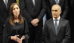 """Salvador relacionó las amenazas contra Vidal con los """"cambios que se están llevando adelante"""""""