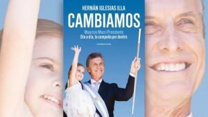 """A un año de balotaje, presentan el libro """"Cambiamos"""" en la Municipalidad"""