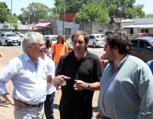 Garro y Pinedo encabezaron el timbreo en La Plata