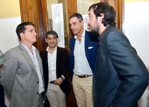 """Senador macrista cruzó a Garro y pidió """"más Cambiemos en La Plata"""""""