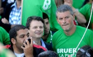Detienen a Mariano Bruera y desde su entorno señalan a Garro