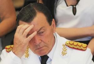 Detienen a Milani por secuestros durante la última dictadura
