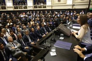 Vidal exhibirá en la Legislatura los logros de su gestión