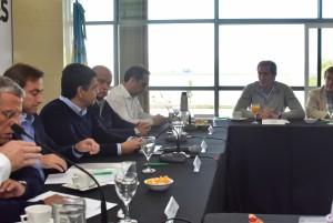 Intendentes de Cambiemos, definen estrategias con la mira en octubre