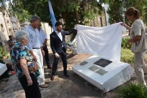 Emotivo homenaje por el centenario de la muerte de Almafuerte