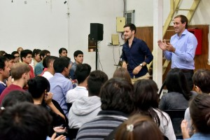 El Municipio lanzó las becas municipales universitarias 2017