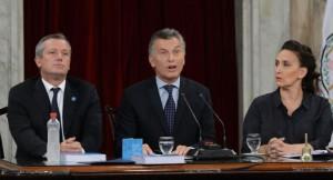 Con un discurso en tono de campaña, Macri abrió las sesiones ordinarias