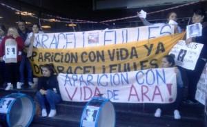 La trama oculta en la investigación de la desaparición de Araceli Fulles