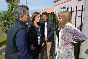 Otro desembarco masivo de Macri, Vidal y ministros en el Conurbano