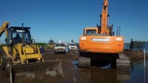 Inundaciones: tensión en el Noroeste provincial por el manejo del agua