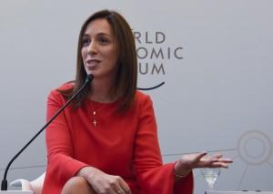 Vidal expone en el Foro Económico Mundial