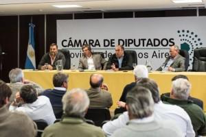 En medio de la polémica por la vacante en Producción, diputados se reunieron con representantes del agro
