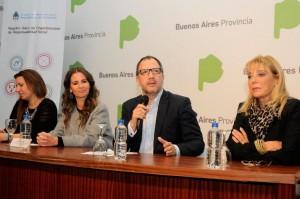 Perechodnik encabezó una jornada sobre Responsabilidad Social