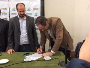 Acuerdo entre el massismo, el GEN y Libres del Sur a favor de la inclusión social