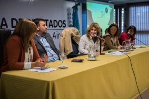 Diputados promueven una educación integral sobre sexualidad y diversidad de género