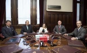 Imputan a los jueces de la Corte del 2X1