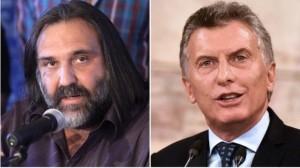 Guerra de declaraciones cruzadas entre Macri y Baradel