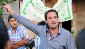 """Boudou, D'Elía y Mariotto, """"límites"""" para los intendentes del PJ"""