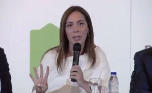 Vidal patea la discusión sobre el 2019 y se descarta como presidenciable