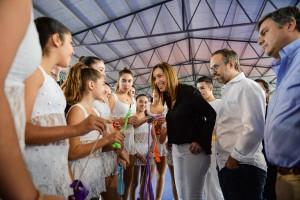 Vidal lanzó los Juegos Bonaerenses 2017