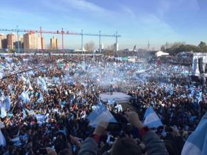 CFK lanzó Unidad Ciudadana pero no confirmó si será candidata