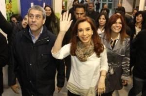 """Cristina se candidatea con un """"frente nuevo"""" y descarta al PJ"""