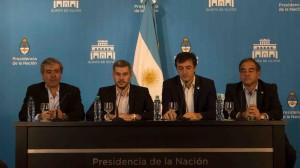 Peña confirmó que los ministros que serán candidatos dejarán sus cargos
