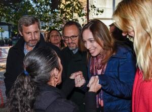 """Vidal, en Fuerte Apache: """"La gente siente que empezamos a cumplir"""""""