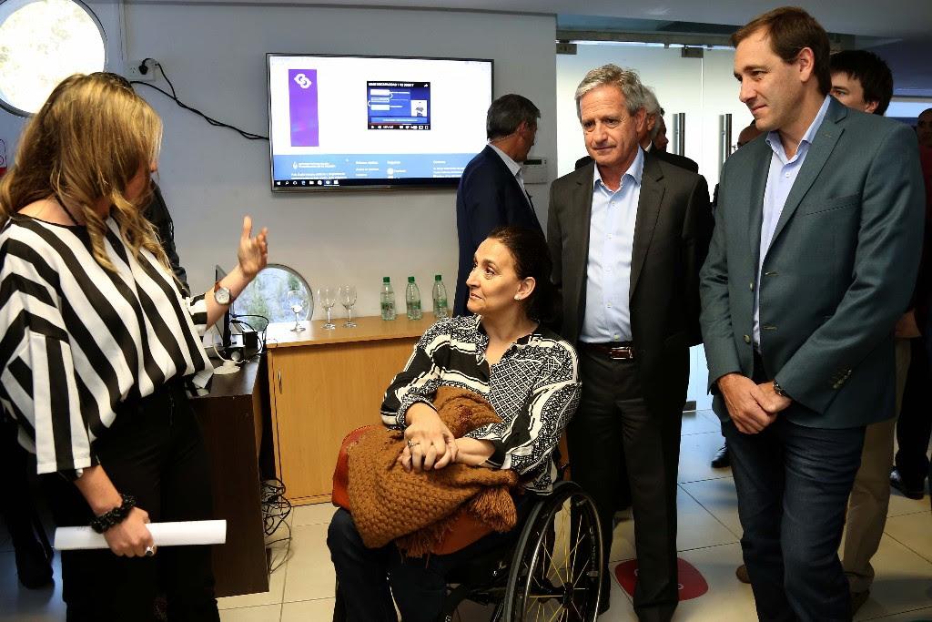Julio Garro, Gabriela Michetti y Andrés Ibarra 1
