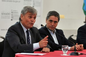 Marcelo Honores y Guido Lorenzino