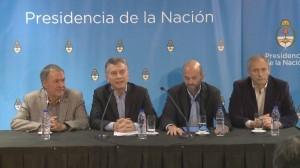 """Macri, contra Gils Carbó: """"No es imparcial, es una militante política"""""""