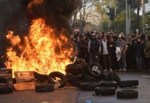PepsiCo: Desalojo, incidentes y críticas contra Macri y Vidal
