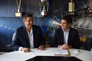 Diputados y Boca acuerdan promover el fútbol social