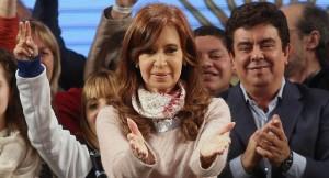 El recuento definitivo de votos confirmó que ganó Cristina