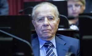 La Justicia determinó que Menem no podrá ser candidato