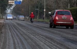 Ponen en marcha las obras de renovación del Camino Belgrano