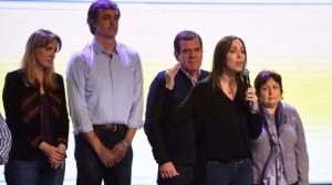 Vidal sigue en campaña y volvió a la carga contra Cristina