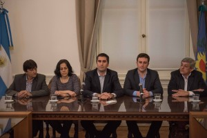 Diputados acordó con intendentes mecanismos contra la violencia de género