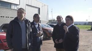 """Reclaman """"obras integrales"""" en el Parque Industrial 2"""