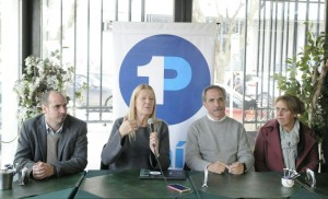 Stolbizer estuvo en La Plata y destacó el valor de la educación pública