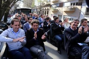 Garro inauguró un bus turístico que recorrerá las principales atracciones de la Ciudad