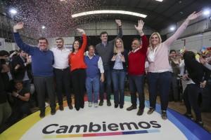 """Vidal aseguró que se vota """"consolidar el cambio o volver al pasado"""""""