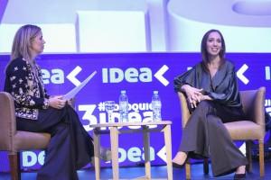 Vidal presionó a empresarios para que se sumen a la transformación