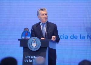 """Macri lanzó un paquete de reformas y pidió que """"cada uno ceda un poco"""""""