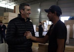 Randazzo sale al cruce de un posible proyecto de reforma laboral