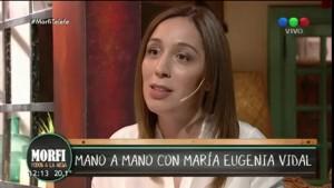 """Vidal: """"Todos queríamos que Santiago Maldonado apareciera con vida"""""""