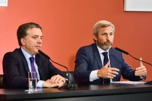 Frigerio adelantó que Vidal podría retirar el reclamo por el Fondo del Conurbano