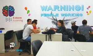 Lanzan una web para que emprendedores busquen financiamiento