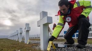 Malvinas: destacan los avances en la identificación de soldados caídos