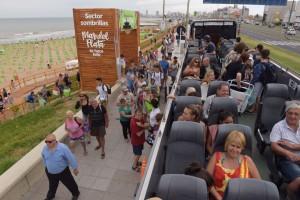 Debutaron las playas de la Provincia, con wi-fi y actividades recreativas